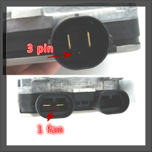 Для FORD MONDEO III IV 00-15 FORD GALAXY III 06-15 S MAX 06-15 модуль управления вентилятором 940004107 940004101 940004106 940004105