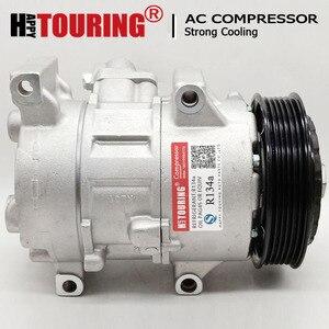 Image 3 - Için TSE14C AC kompresör Toyota Corolla Matrix 2010 2013 1.8L 88310 02710 88310 02711 88310 02730 88310 68030 88310 68031