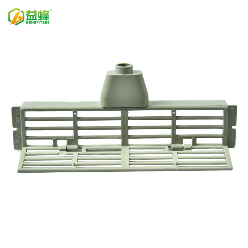 Beekeeping Eqiupment Hive Entrance Door Double Layer Escape-proof Anti-Skid Device Bee Escape-proof Frame Anti-Theft Device Anti