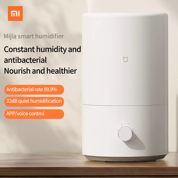xiaomi-mijia-smart-humidifier-household-air-humidifier-4l-large-fog-volume-portable-upper-water-mute-bedroom-baby-office