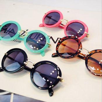 2019 okulary przeciwsłoneczne dla dzieci śliczne okrągłe Little Bee okulary przeciwsłoneczne UV400 z tworzywa sztucznego Sport okulary przeciwsłoneczne dla dziewczynek chłopców okulary óculos tanie i dobre opinie GIAUSA ROUND Dziewczyny Stop Lustro Spolaryzowane Gradient Poliwęglan 56mm 50mm