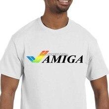 Nouveau t-shirt Amiga (NWT), choisissez votre taille (BBS 64 VIC 20)