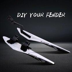 Горячая Распродажа, горный велосипедный щиток, крыло для велосипеда, переднее заднее переднее крыло, сделай сам, комплекты крыла 26-29