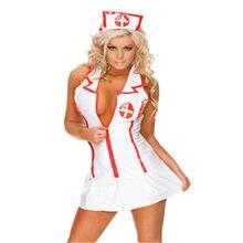 Uniforme de enfermeira trajes exóticos feminino sexy rendas pijamas lingerie cosplay tentação roupa interior vestido sexy roupas jogos cosplay