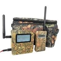 ABLB-屋外狩猟おとり鳥の発信者 100 50w スピーカ音声 MP3 プレーヤー 200DB 500 メートルリモコン