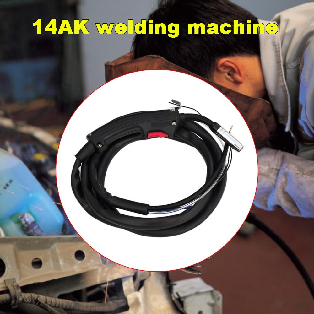 Electric Electric Complete MAG Replacement For Torch 14AK Welding Part MIG Spare Welder Welding Gun Machine ROLKETU Gas