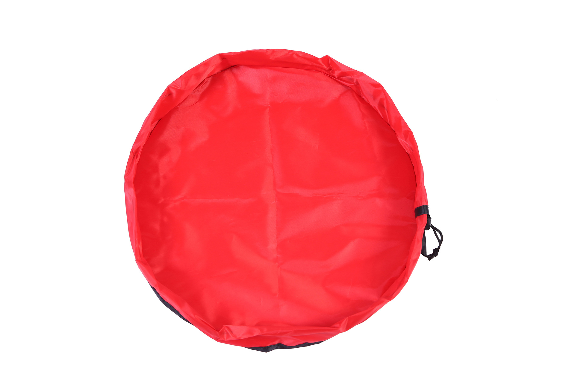 H329d33438e094a4fb4c8d8eaf4d119cc3 2020 Multifunctional baby toy fast storage bag play mat outdoor children's waterproof toy mat beam storage bag beach mat