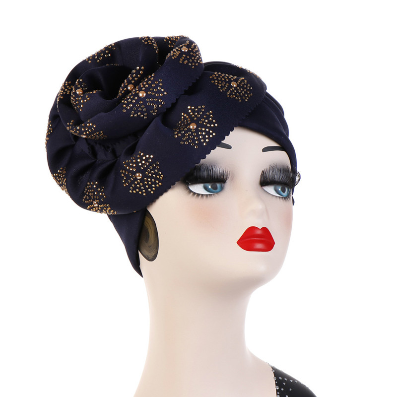 turbante chapéus bandanas quimio beanies caps headwear
