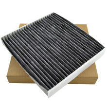 Cool Five Layer Air Cabin Filter For Toyota Corolla Camry High Quality Carbon Activated Carbon Filter Element Filter Accessories(China)