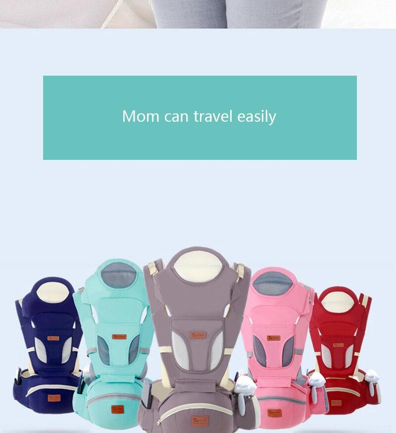 o bebê ergoryukzak transportadora cinto hipsit