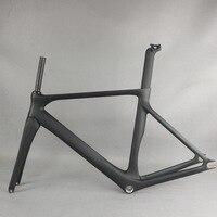 EPS technology carbon fiber T700 Fixed gear bike frame BSA bottom bracket FM279