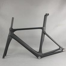 Technologia EPS z włókna węglowego T700 kolarskie rama rowerowa BSA suport FM279 tanie tanio SERAPH CARBON Matowy 1250g Rowery drogowe