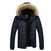2019 Fashion Parker Men's Jacket Winter Jacket Size N 4XL138