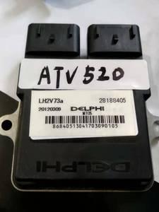 Image 1 - ECU FIT FOR LINHAI 600ATV AND LINHAI520 ATV 2 CYLINDER 2V