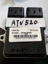 ECU FIT עבור LINHAI 600ATV ו LINHAI520 טרקטורונים 2 צילינדר 2V