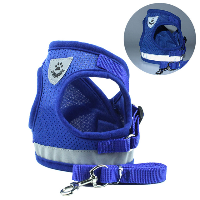 Reflective Puppy Harness 2