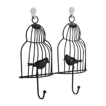 Kreatywny hak Home Decoration ptak żelazne drzwi wieszak na płaszcze naścienny haczyk na klucze wejście hak do zawieszania na ścianie tanie tanio CN (pochodzenie)