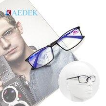 Men Computer Glasses Working Women Anti Blue Light Blocking Filter Reduce Digital Eye Strain Clear Improve Comfort