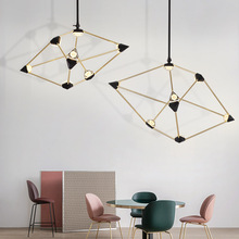 black vintage industrial pendant light nordic retro lights iron lampshade loft edison lamp metal cage dining room Countryside мышь a4tech bloody a7 blazing black проводная