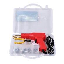 Ручной горячий степлер пластиковый сварочный аппарат инструменты