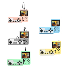 Pocket Game Console Retro Gamepad Portable Handheld 500 in 1 Video Games Player with Controller For Kids Adults Gift cheap ALLOYSEED CN(Origin) 3 0