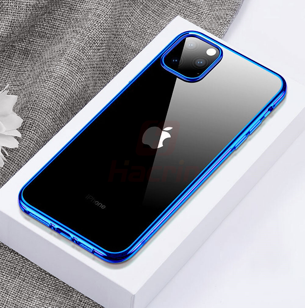 Hacrin Transparent TPU Silicone Case for iPhone 11/11 Pro/11 Pro Max 14