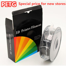 PETG3D-filamento de impresora de 1,75mm, 1KG, PLA, Nylon ABS, madera, TPU, PETG, ASA de carbono, PP, PC, impresión de plástico 3D
