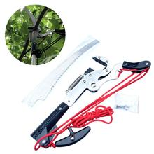 High-altitude Extension Lopper Branch Scissors Extendable Fruit Tree Pruning Saw Cutter Garden Trimmer Tool Tree Pruning Cutter