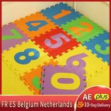 Toy Children Mats Rugs Puzzle-Mat Bedroom-Decor Soft Carpet Floor-Play Non-Slip Living-Room