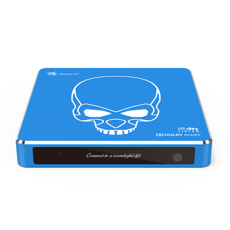 Best Android TV Box Beelink GT King Pro Amlogic S922X-H 4GB RAM 64GB ROM Android 9 0