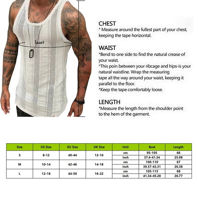 Men Vests Summer Sleeveless Shirts Gym Clothing Men Stripped Sports Casual Fitness Knit Tanks Slim Fit Mens Bodybuilding Tops 6
