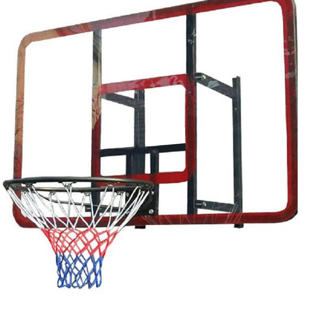 Universal Colorful Polypropylene Basketball Basket Mesh Net Outdoor Indoor