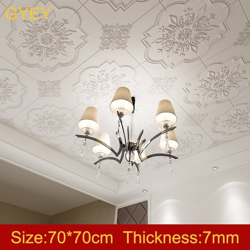 Self Adhesive Waterproof TV Background Wallpapers Solid 3D Wall Sticker Living Room Wallpaper Mural Bedroom Decorative Stickers