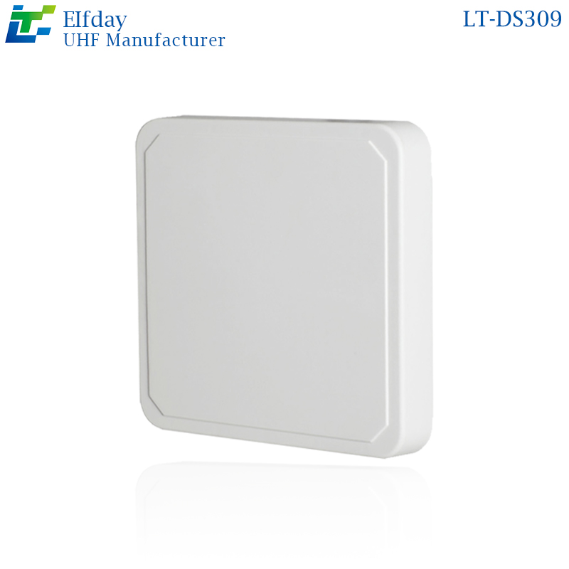 LT-DS309 UHF Read-Write Integrator Built-in 9dbi Antenna Passive Label Reader 7m Storage Special Purpose