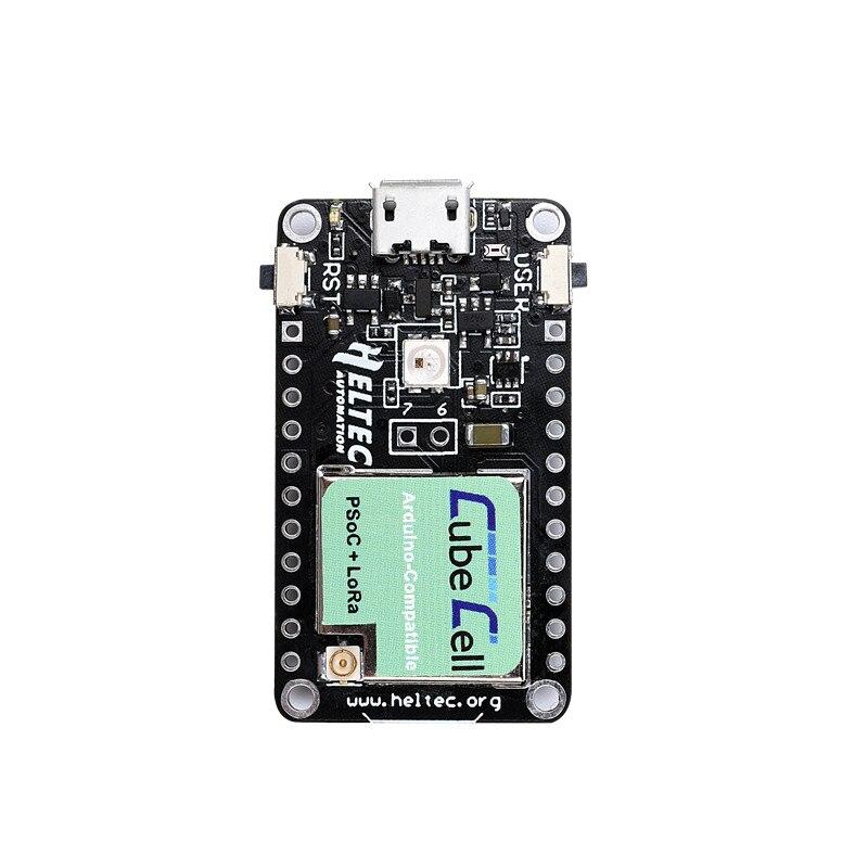 Heltec Lora Node ASR650x ASR6501 SX1262 Lora CubeCell модуль/макетная плата для arduino/Lora IOT датчики водонепроницаемый IP67
