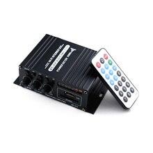 12V Car Audio Amplifier Bluetooth Out Hi-Fi MP3 Radio Stereo Bass Speaker Booste