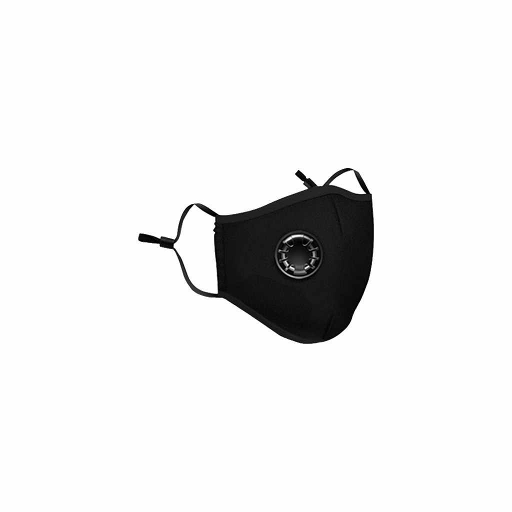 נגד שפעת Antscope מקצועי אבק מסכה עם שסתום KN95 פחמן בד 4 שכבות כדי להגן על דקורטיבי PM 2.5 מגן
