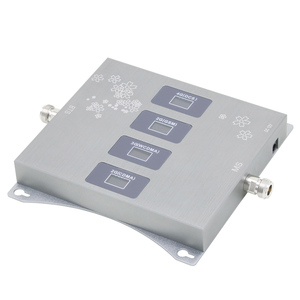 Image 2 - Vier Band Cellulaire Versterker 900/1800/2100/2600 Mhz 4G 3G Gsm Telefoon Signaal booster Gsm Dcs Wcdma Lte 2G 3G 4G Cellulaire Repeater