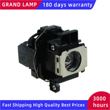 ELPLP48/V13H010L48 Compatible projector lamp with housing  for EPSON EB 1716 EB 1720 EB 1720C EB 1723 EB 1725 /EB 1730W/EB 1735W