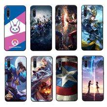 For xiaomi mi 9 9 pro 9t 9 se mi 8 pocophone f1 mix 3 Clear Soft Silicone Phone Case game movie(China)