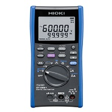 HIOKI DT4281 Digital Multimeter Speedy Performance of Professional Testing with Safety Terminal Shutters