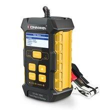 KW510 cargador de batería de coche y comprobador, 12V, mantenedor de batería para sistemas de arranque y carga