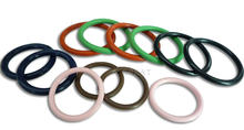 6X1 Oring 6mm ID X 1mm CS EPDM Ethylene Propylene FKM FPM Fluorocarbon HNBR Hydrogenated Nitrile O ring O-ring Sealing Rubber(China)