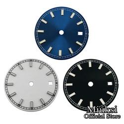 29mm sterile dial fit for ETA2836/2824,Mingzhu,DG2813/3804 Miyota8205/8215/821A/ 82Series movement