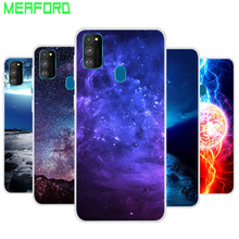 Silicone Case For Huawei Honor 9A Cover Soft Art Print Back Cover For Huawei Honor 9A Back Cover Honor9A MOA-LX9N Phone Case худи print bar for honor