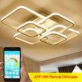 Современная светодиодная Люстра для отеля  гостиной  спальни  дома  AC110v  220 В  Светодиодная потолочная люстра  осветительная лампа