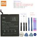 BM45 BM47 BN43 BM22 BN41 батарея для Xiaomi Redmi 3 3S 3X 4 Note 2 Note 4 Note 4X Оригинальная батарея для батарей Xiaomi MI 5