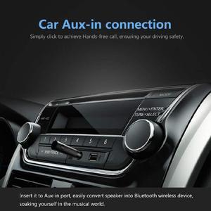 Image 5 - Jack Cắm 3.5 Mm Bộ Thu Bluetooth Không Dây AUX Bluetooth 5.0 Adapter Tay Nghe Âm Thanh Stereo Nhận Âm Nhạc Cho Xe Hơi Tai Nghe Loa