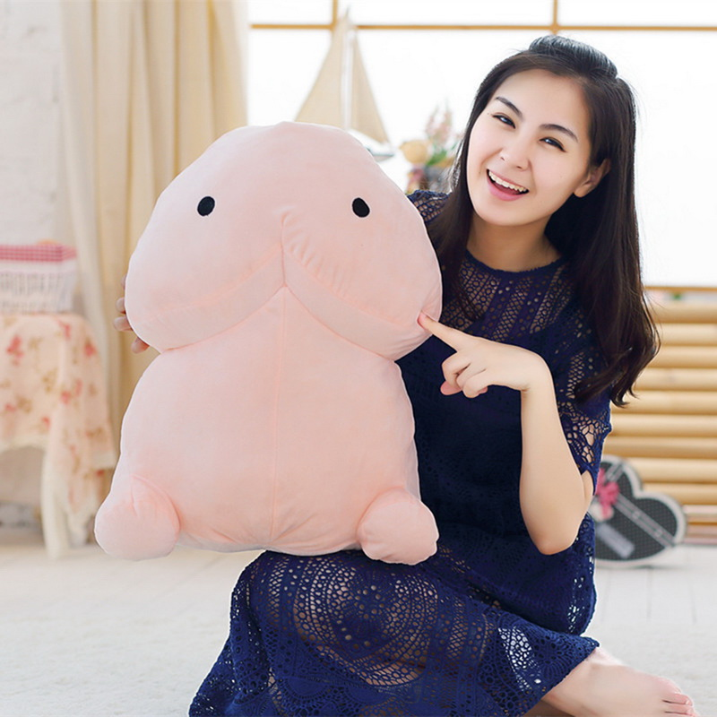 Adoeve Plush Toy Soft Stuffed Simulation for Girlfriend Office Chair Bed Pillows