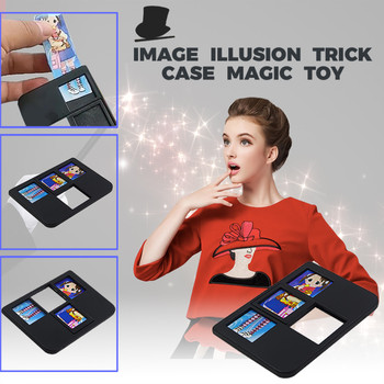 Separate Girl Magic Perspective Distorted Visual Magic Trick Propsmagic Toy Separate Merge Magic Props Toy Novelty & Gag Toys image
